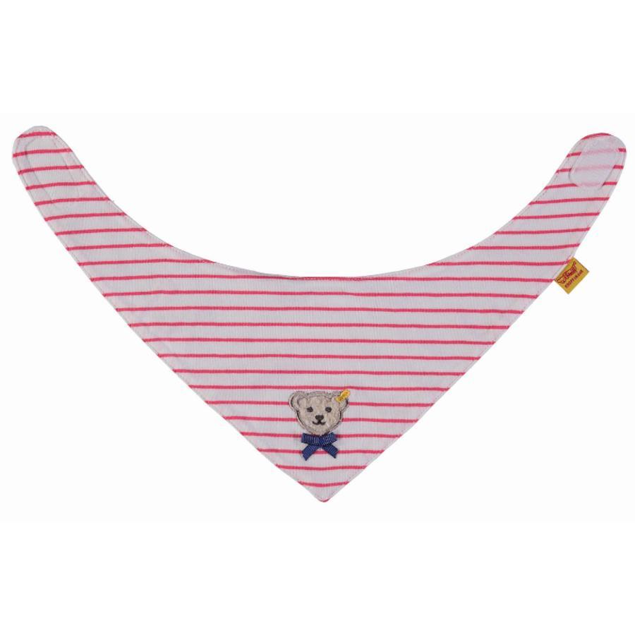 Steiff Girl s sciarpa triangolare, a righe