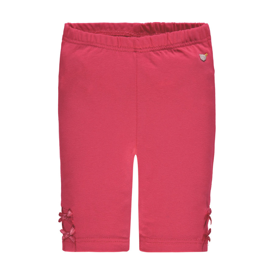 Steiff Girls Capri Leggings, pink