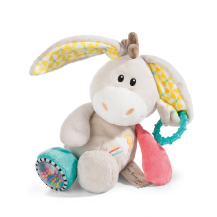 NICI My First NICI Activity Schmusetier Esel Muli, 23 cm 42076