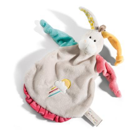 Můj první NICI Cuddle Towel Donkey Muli 42077