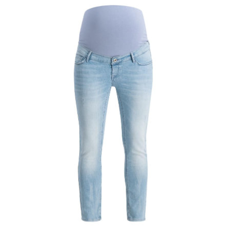 noppies Maternity jeans Mila ljusblå denim