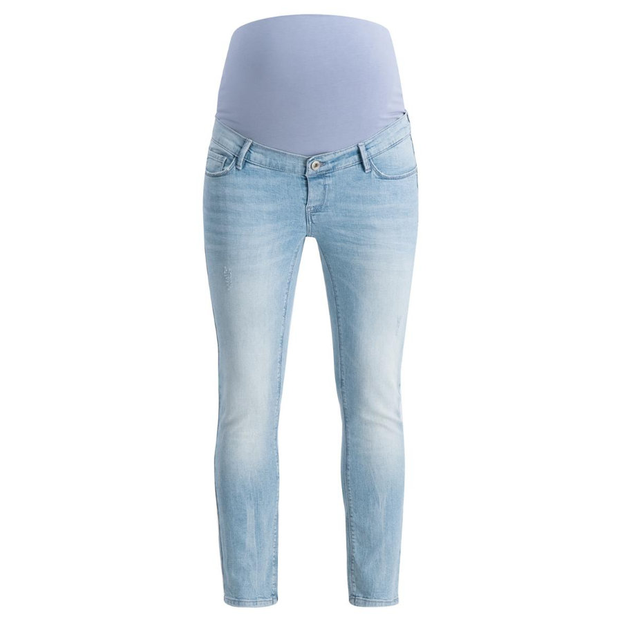 noppies Umstandsjeans Mila light blue denim