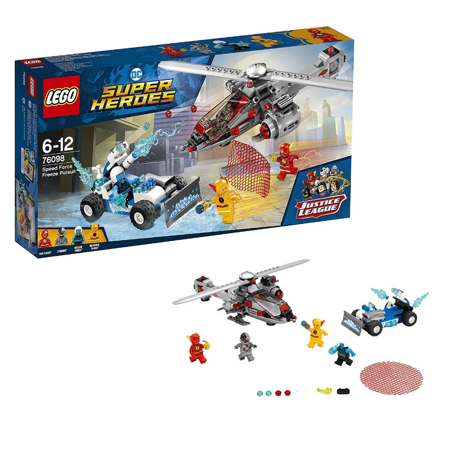 LEGO® Super Heroes - 76098 Speed Force Freeze Pursuit