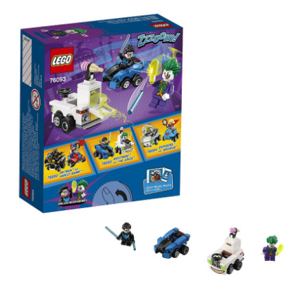LEGO® Super Heroes - Mighty Micross: Nightwing™ vs. The Joker™ 76093