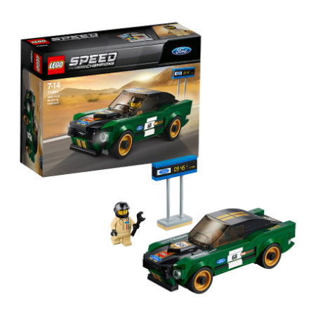 LEGO® Speed Champions - 1968 Ford Mustang Fastback 75884