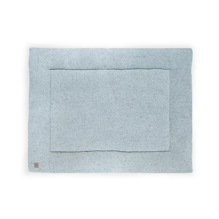 jollein Krabbeldecke Confetti stone green 80 x 100 cm