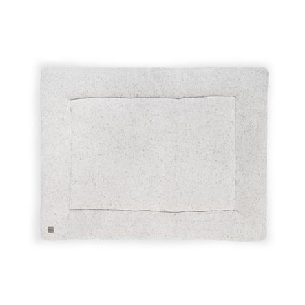 jollein Prošívaná přikrývka Konfety přírodní 80 x 100 cm