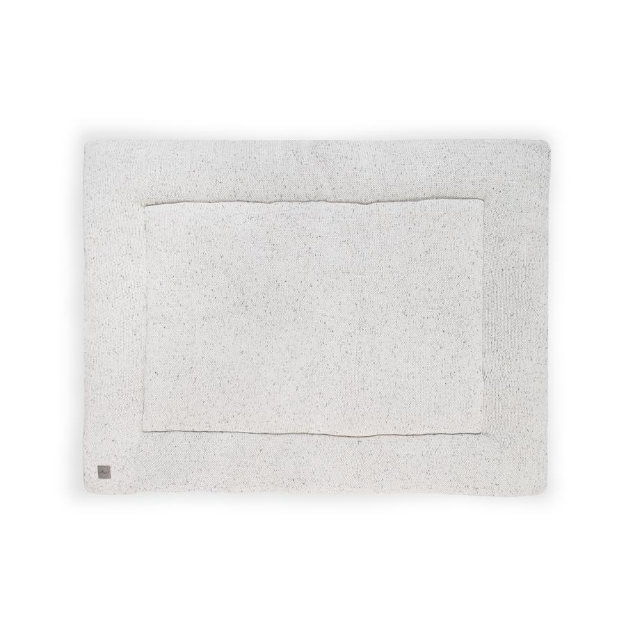 jollein Boxkleed Confetti natural 80 x 100 cm