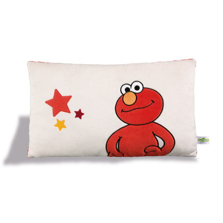 NICI Sesamstraße rechteckiges Kissen Monster Elmo 43 x 25 cm 41975