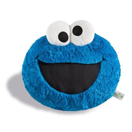 NICI Sesame Street cuscino figurativo cuscino briciola monster 28 x 24 cm 41976