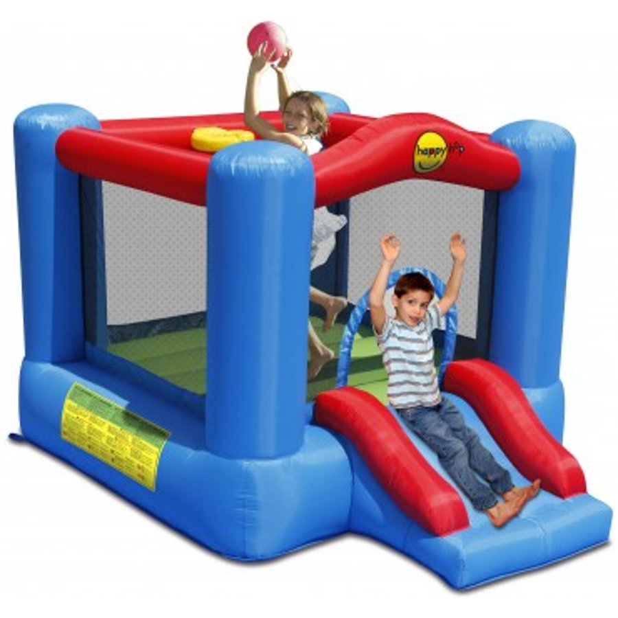 happyhop Hoppeborg - Slide and Hoop
