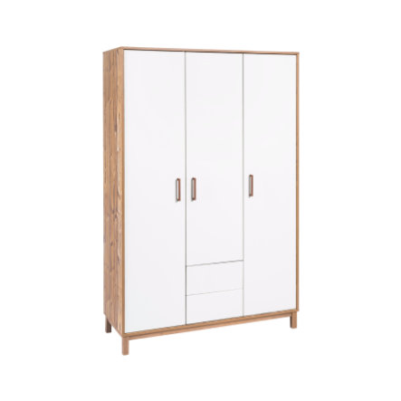 Schardt Klædeskab Timber 3-døre