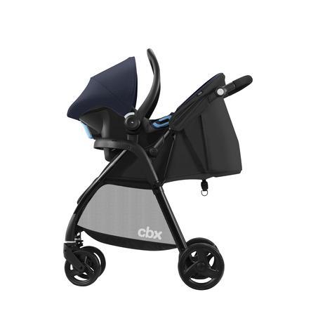 cbx Wózek spacerowy Misu TS Jeansy Blue - kolor niebieski