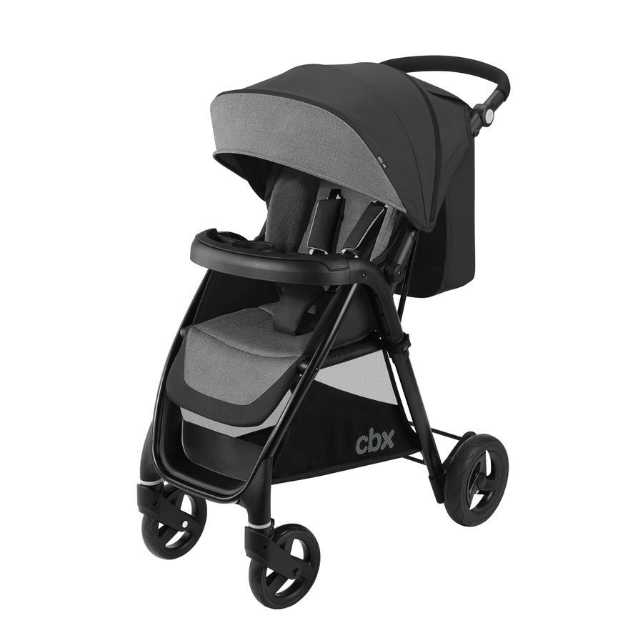 cbx Combikinderwagen Misu Air TS inclusief Autostoel Shima Comfy Grey-grijs