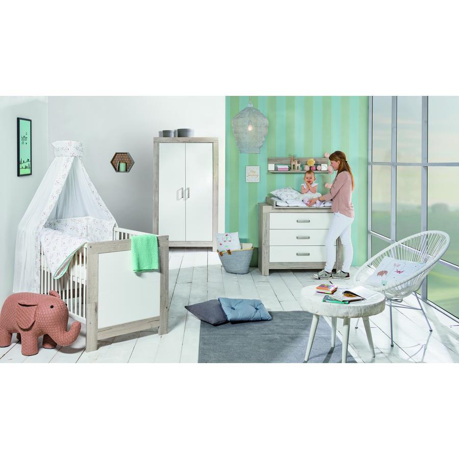 schardt chambre d 39 enfant nordic halifax armoire 2 portes. Black Bedroom Furniture Sets. Home Design Ideas