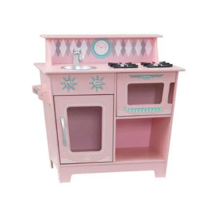Kidkraft® Cucina piccola giocattolo classico - rosa