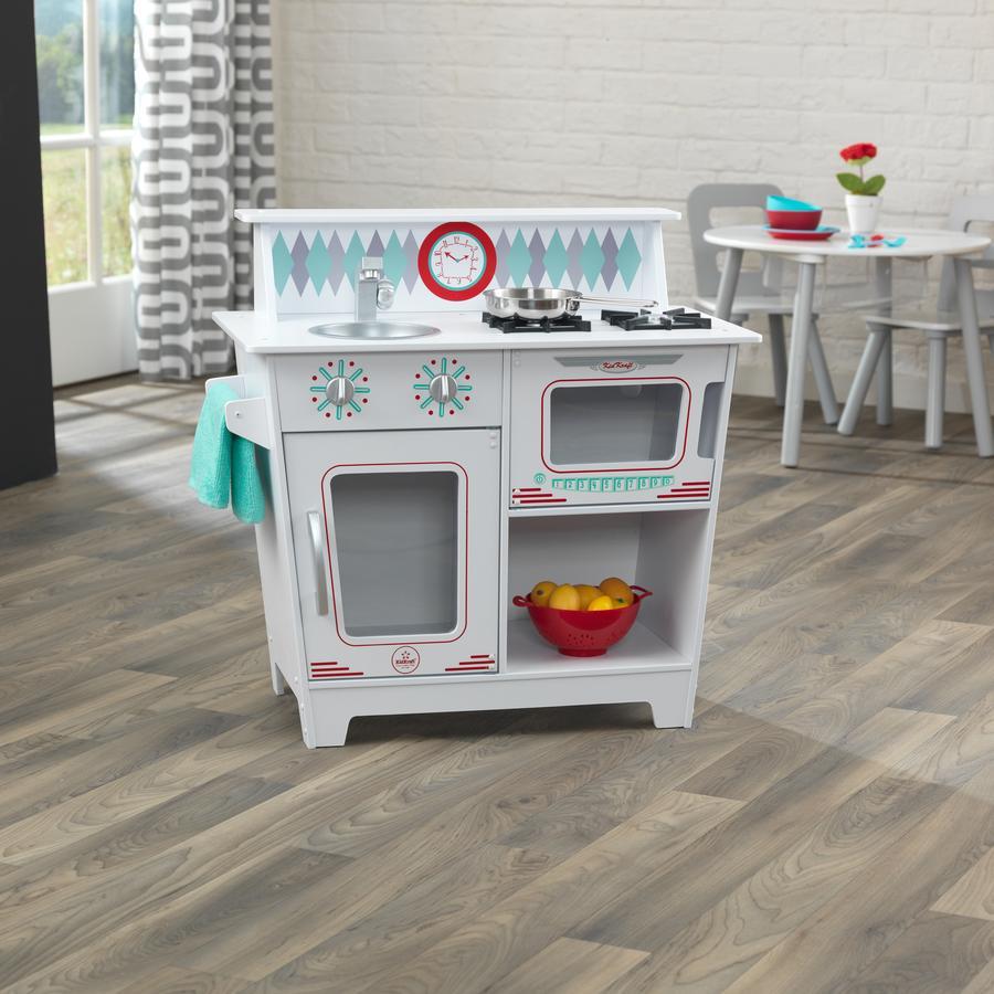 Kidkraft® Cucina piccola giocattolo classico - bianco