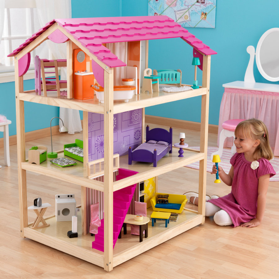 Kidkraft® Puppenhaus so chic