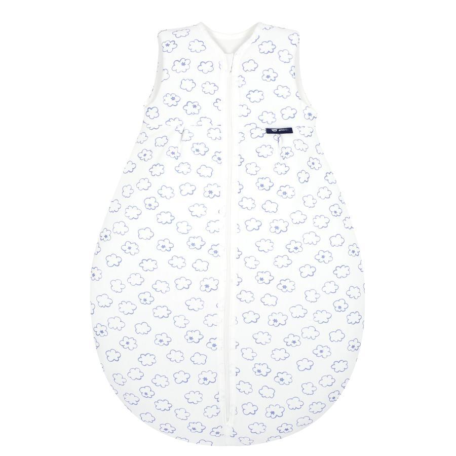 Alvi Śpiworek całoroczny Jersey Thermo Chmurki 70 - 110 cm