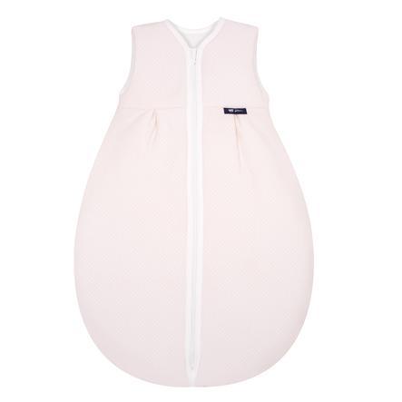 Alvi Jersey Sacco nanna per ogni stagione pois rosa 70 - 110 cm