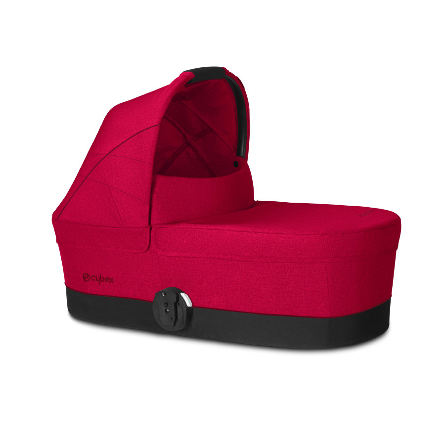 cybex GOLD Liggedel/Bærebag Cot S Rebel Red-red