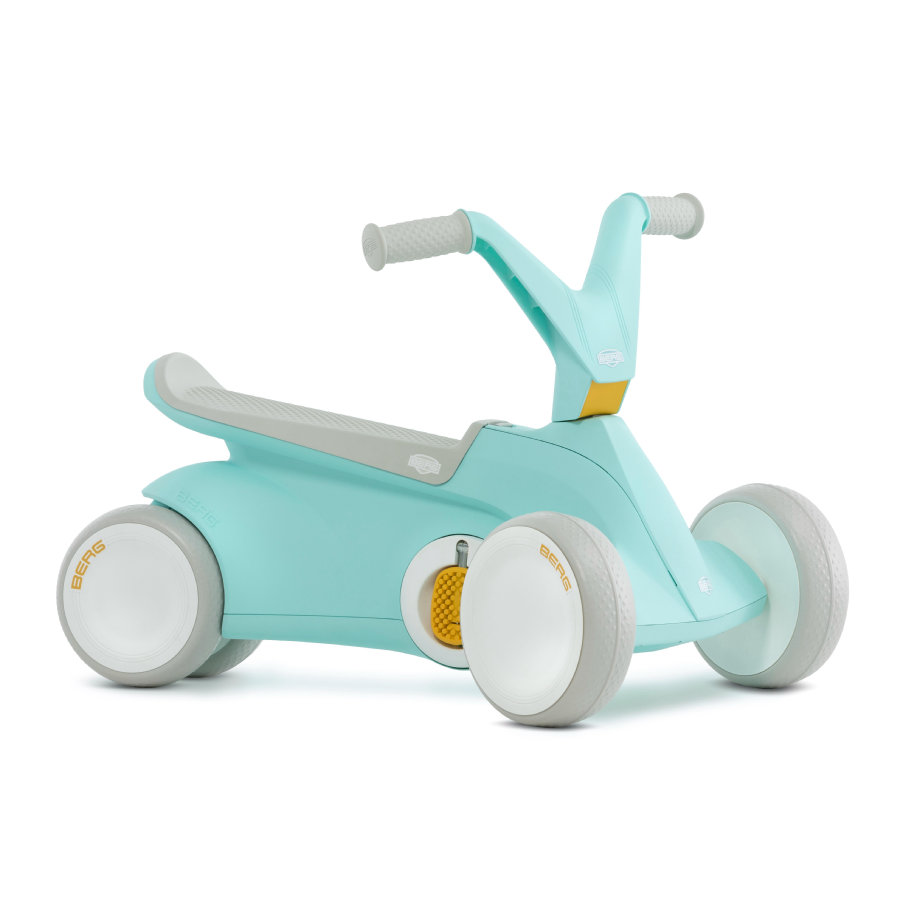 BERG Toys - Scooter a pedales GO², menta