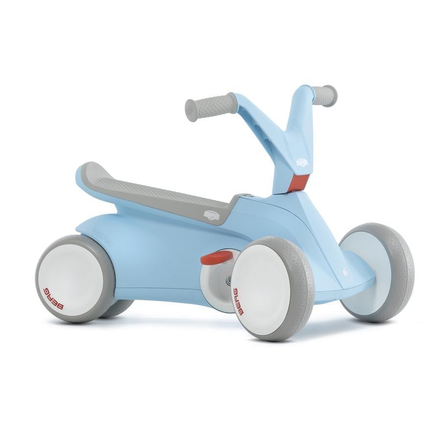 BERG Toys - Gokart GO² Jeździk na pedały 2w1, niebieski