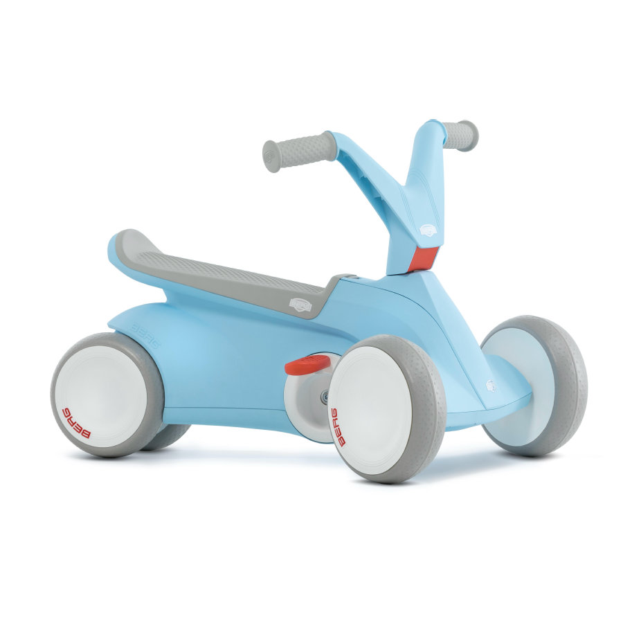 BERG Toys - Scooter a pedales GO², azul