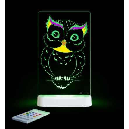 aloka SleepyLights - Owl2 Colour me