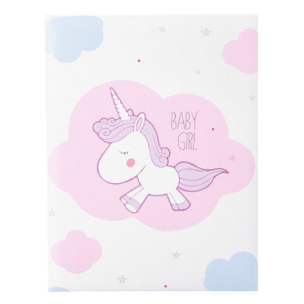 goldbuch Babytagebuch - Unicorn Baby Girl