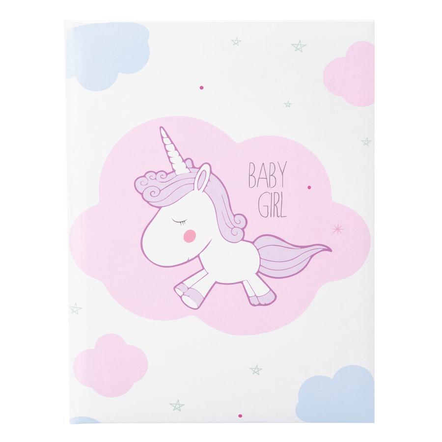 goldbuch Baby diario - Unicorn Baby niña