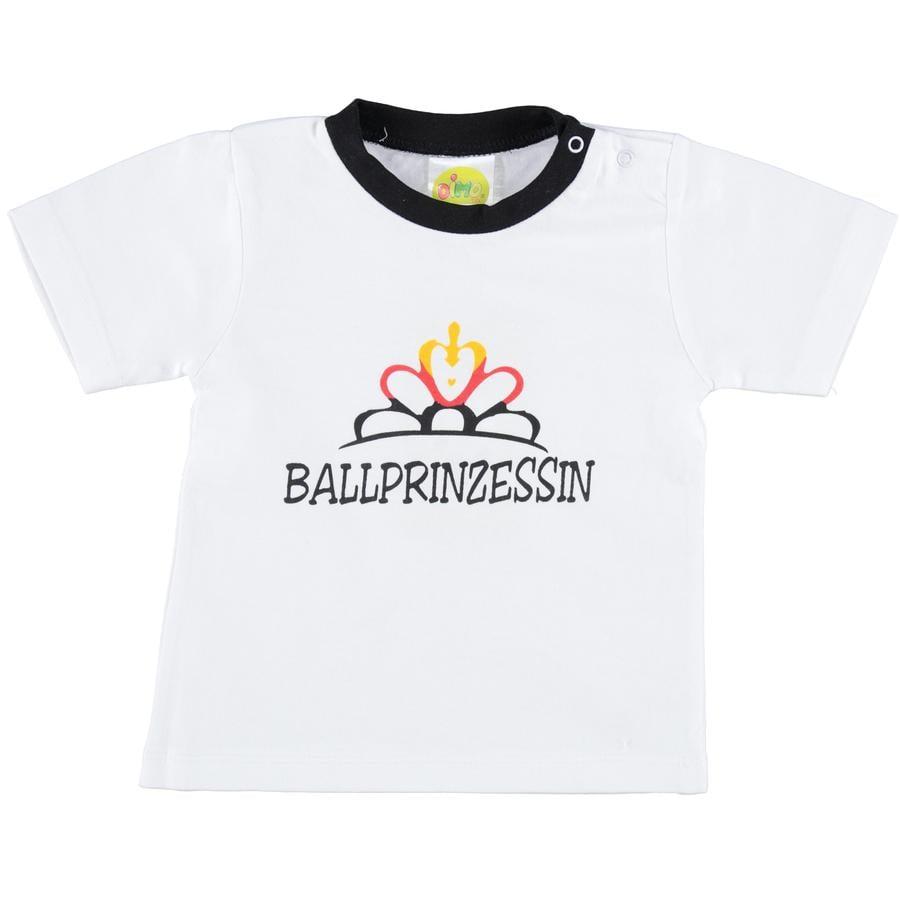 DIMO-TEX T-Shirt palla principessa