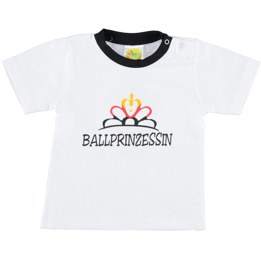 DIMO-TEX T-Shirt princesse du bal