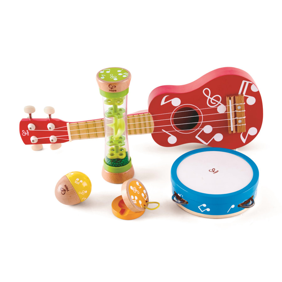 Hape Set mini band