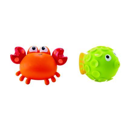 Hape Krab i rybka - zabawki do kąpieli