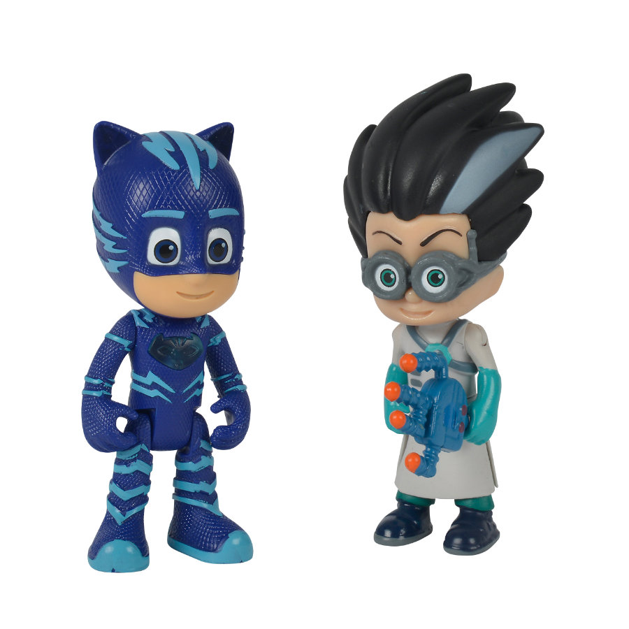 Simba PJ Masks Figurenset - Catboy en Romeo