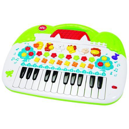 Simba ABC Keyboard ze zwierzątkami