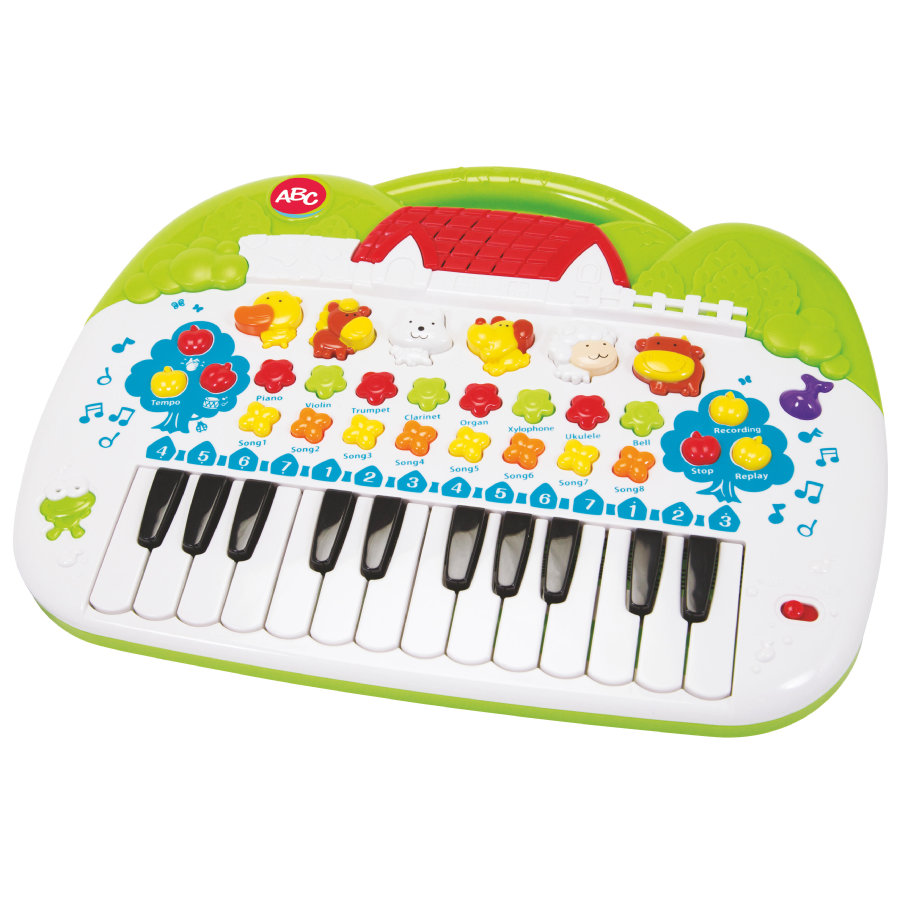 Simba ABC Tier-Keyboard