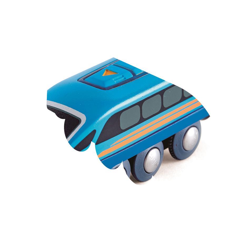 Hape Train radiocommandé bois E3726