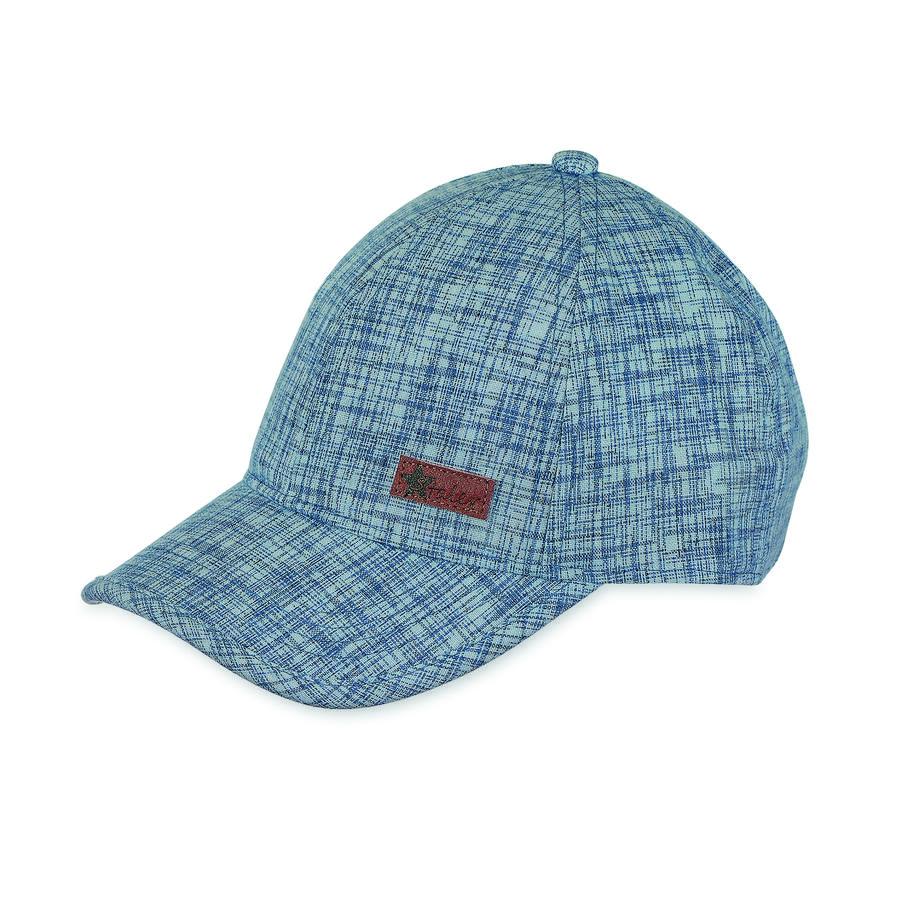 Sterntaler Boys Baseball-Cap jeansblau