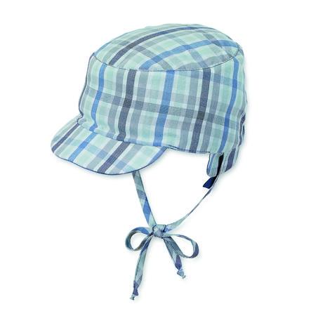Sterntaler Boys Wende-Schirmmütze jeansblau