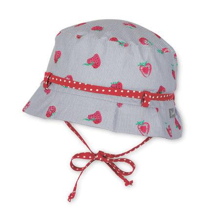 Sterntaler Girls Hut Erdbeeren rauchgrau - babymarkt.de 065bbb3a999f