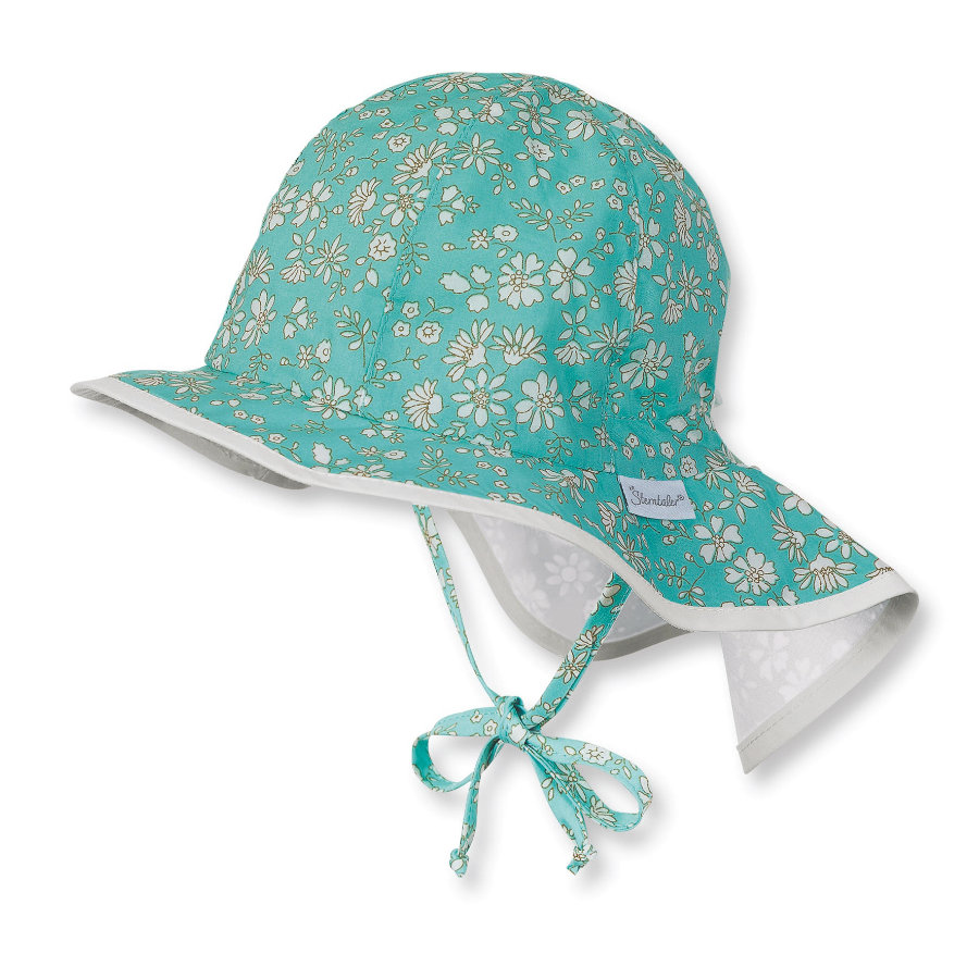 Sterntaler Girls Schildmütze Flapper mint