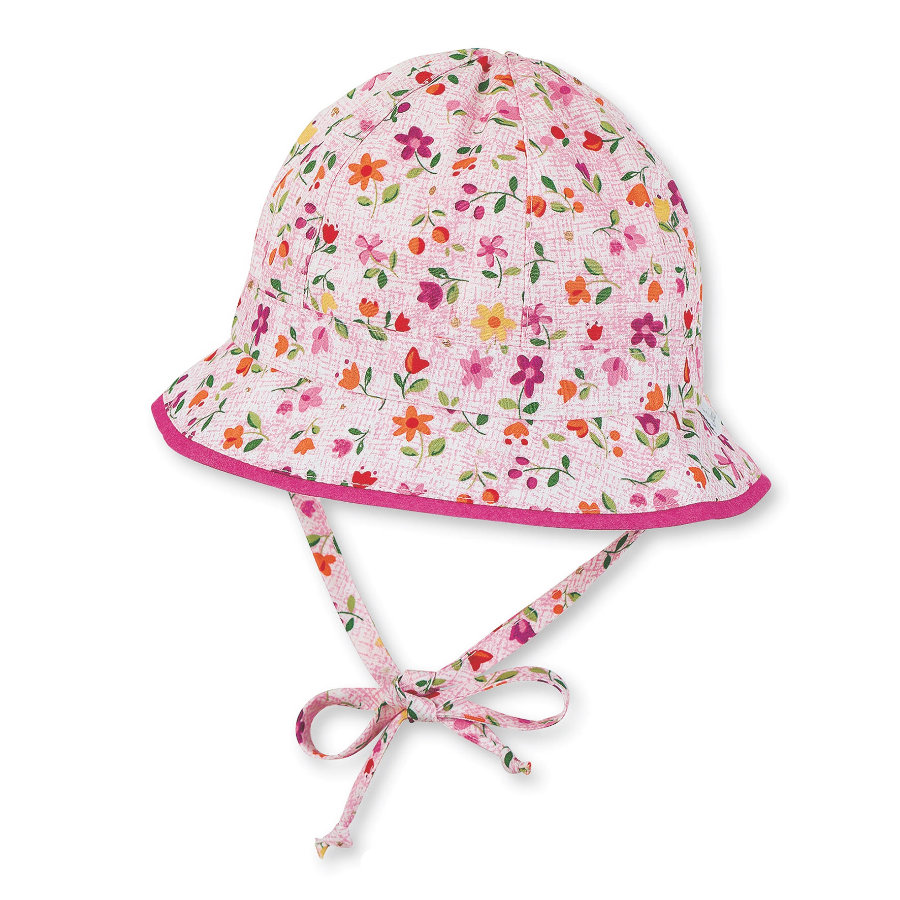 Sterntaler Girl Bonnet de pêcheur fleur d'amandier fleur d'amandier