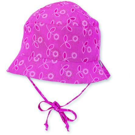 Sterntaler Girl cappello da pescatore di s Fisherman's flower pattern magenta