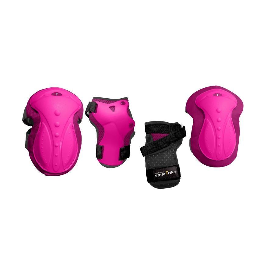 smarTrike® safeTogo™ Protektoren Set XS, pink