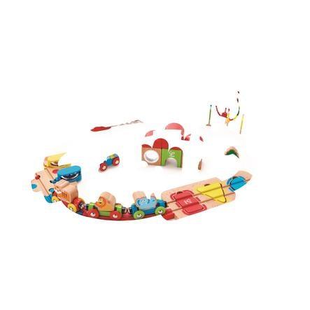 Hape Zestaw kolejowy - Małe zwierzątka