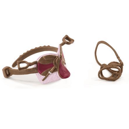 Schleich Figurine selle et bride Sofia et Blossom Horse Club 42490
