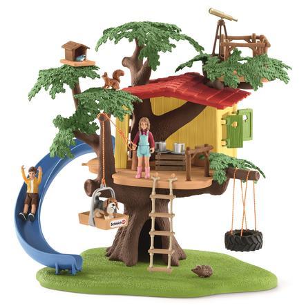 Schleich 42408 Dům na dobrodružném stromě