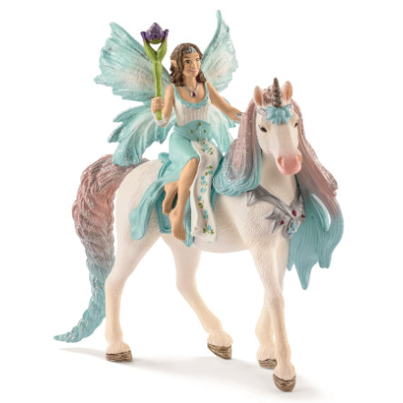 Schleich Eyela con Principesa unicorno